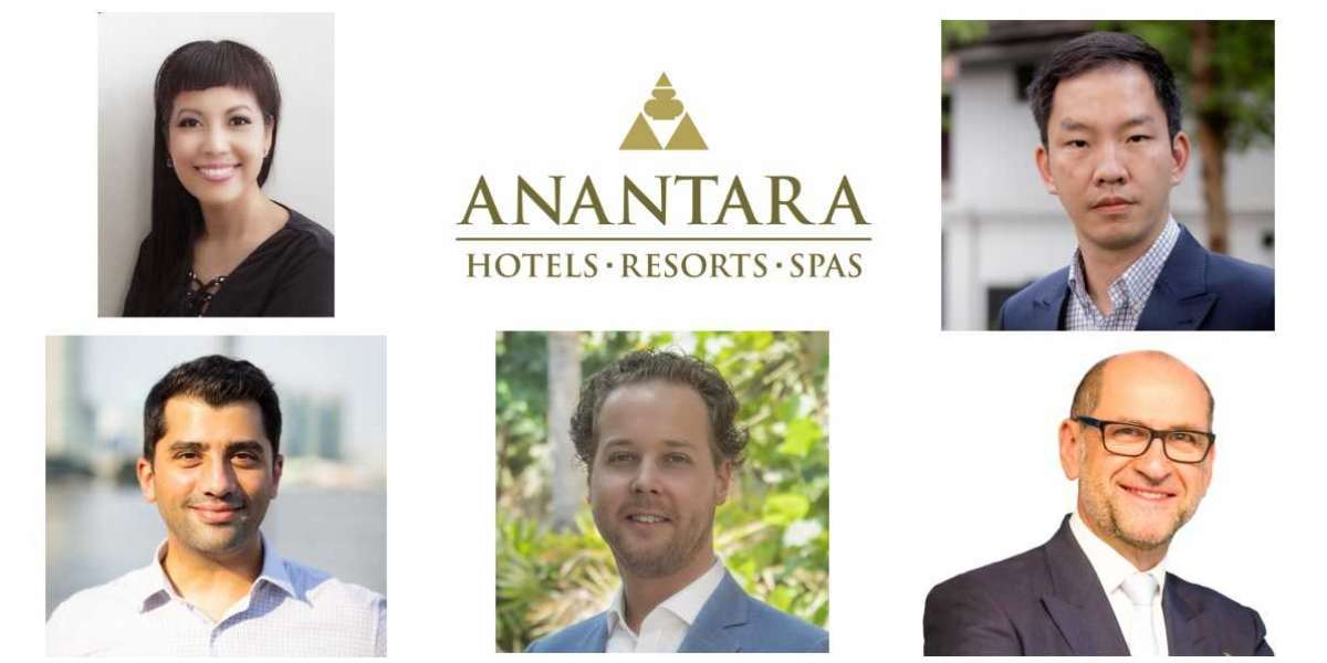 Anantara Hotels, Resorts & Spas Announces Five New General Manager Appointments