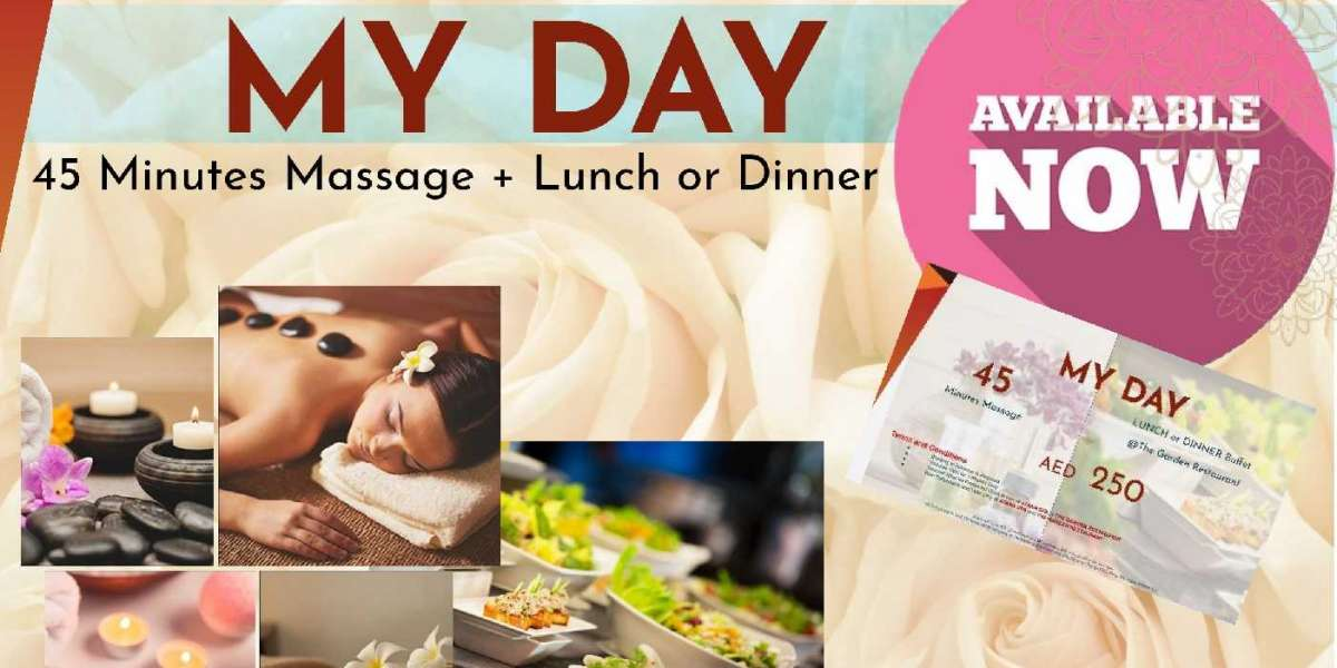 My Day Spa Promotion