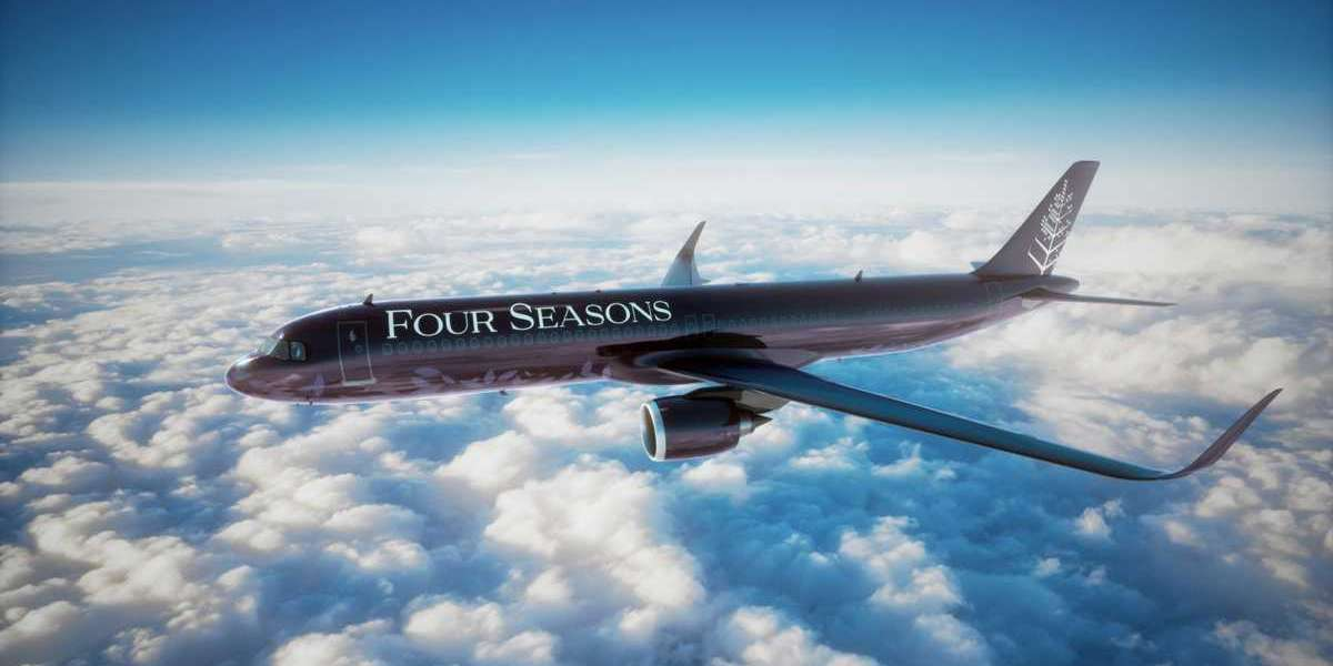 The Journey Continues: Four Seasons Reveals 2022 Itineraries Aboard an All-New Four Seasons Private Jet