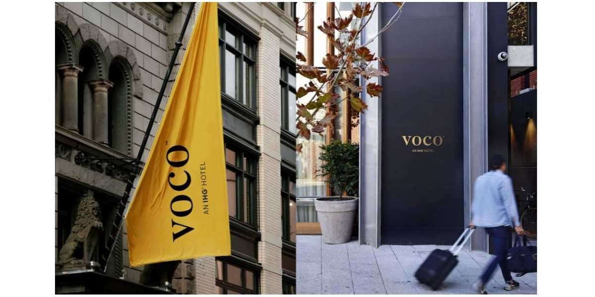 IHG Launches Vibrant voco™ Brand in the United States with First Americas Opening
