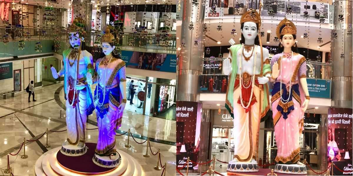 Make your Diwali 'Shubh' and 'Safe' with Ambience Malls