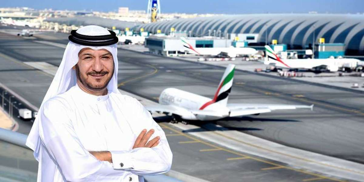 Emirates' COO Recognised for Achievements in Aviation by Cranfield University