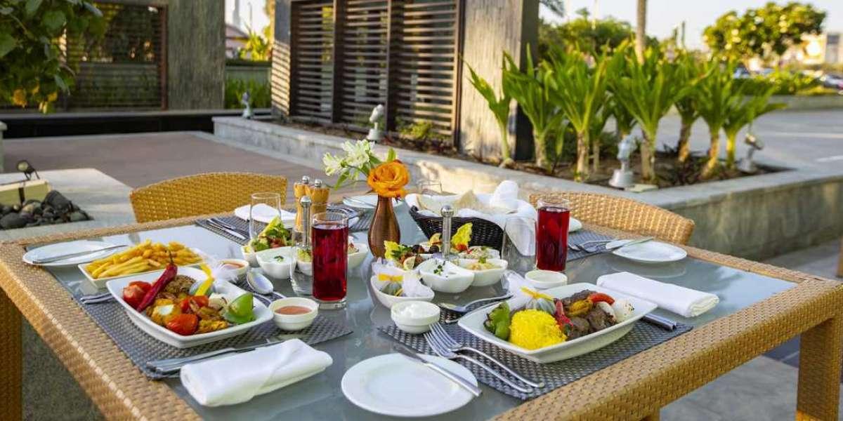 The Meydan Hotel Introduces Arabic BBQ Night at Courtyard Meydan