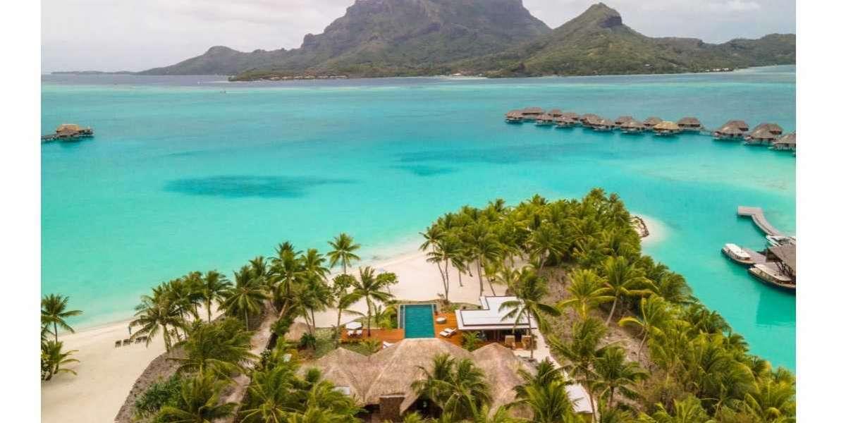 Four Seasons Resort Bora Bora Debuts Enhanced Beachfront Villa Estates