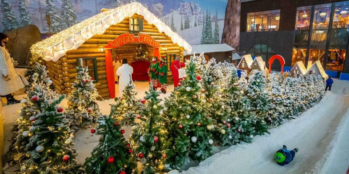 Ski Dubai Transforms into Winter Wonderland for Festive Season