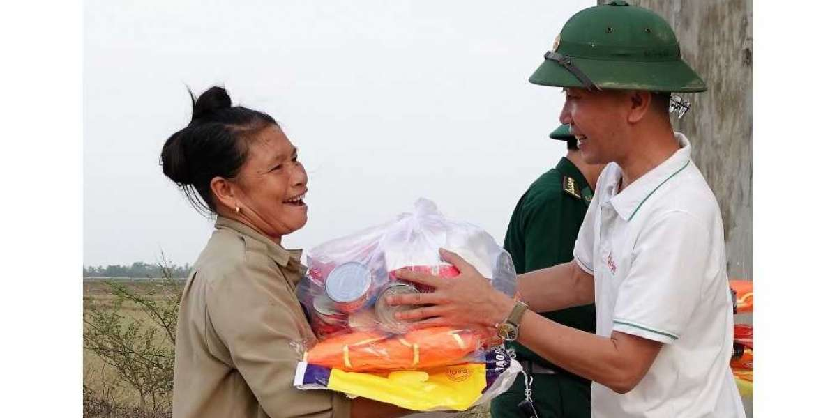 Alma Resort's Staff Come Together to Help Devastated Communities in Central Vietnam