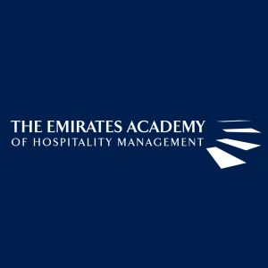 The Emirates Academy of Hospitality Management Logo