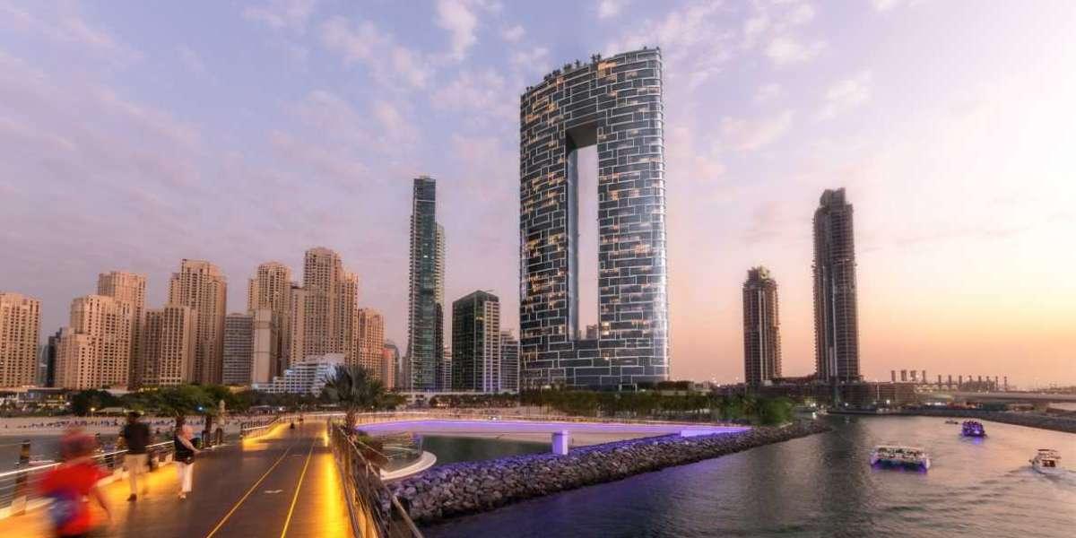 Address Beach Resort Set to Open in December 2020