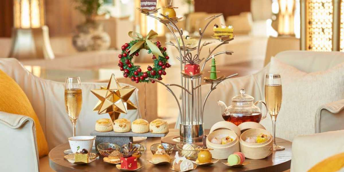 Lavish Festive Celebrations at Mandarin Oriental Jumeira, Dubai