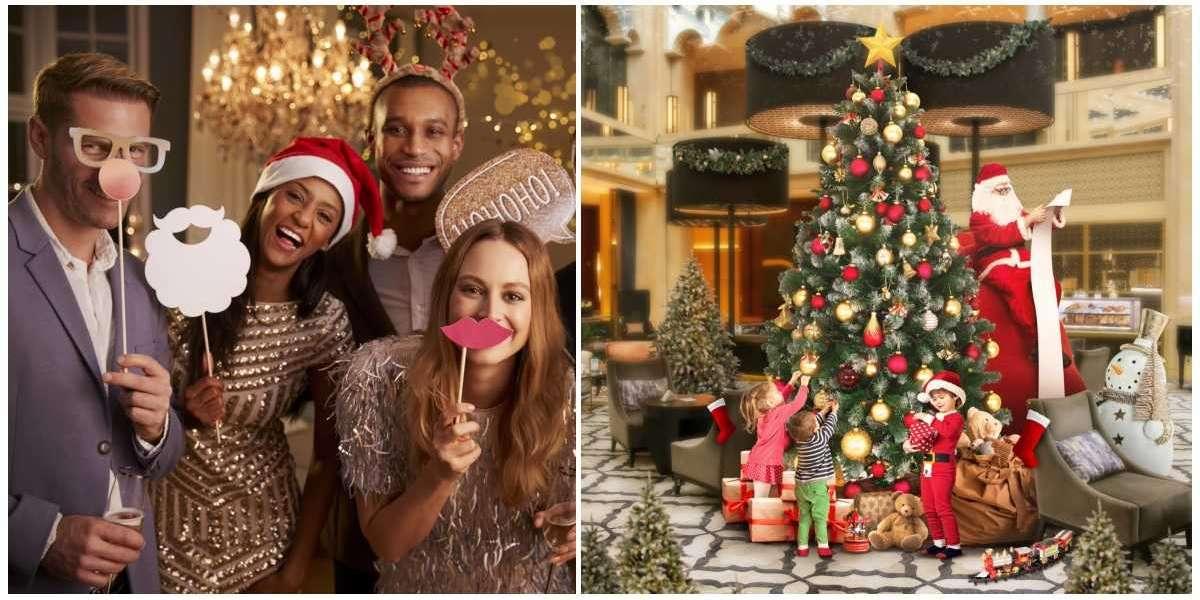 Celebrate Festive Season with The H Dubai Hotel
