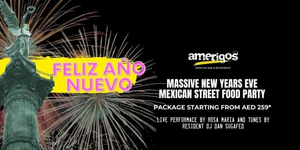 Año Nuevo - Amerigos Mexican NYE Party