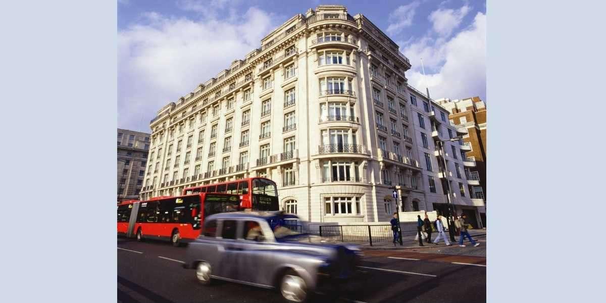 Festive Feeling for a Christmas Break in London with Marriott International