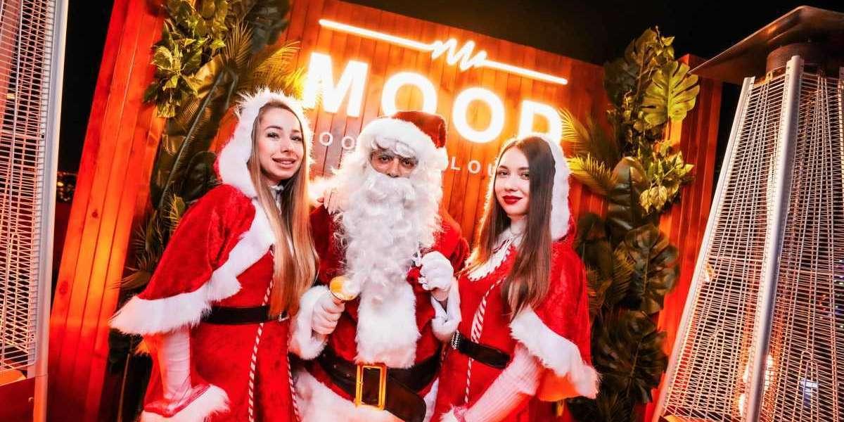 """Let It Snow"" Festive Celebration at MOOD Rooftop Lounge"