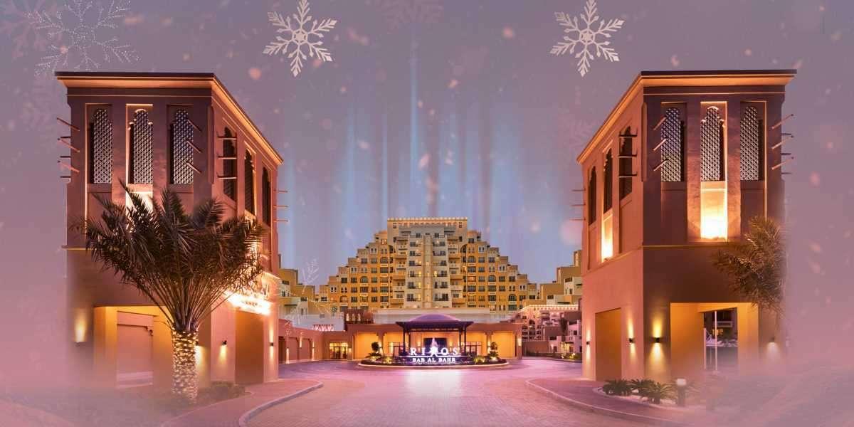 Celebrate with Rixos Bab Al Bahr the Magic of the Festive Season
