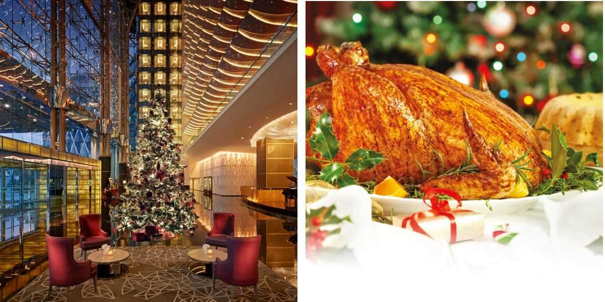 New Year's Eve Brunch at The Meydan Hotel