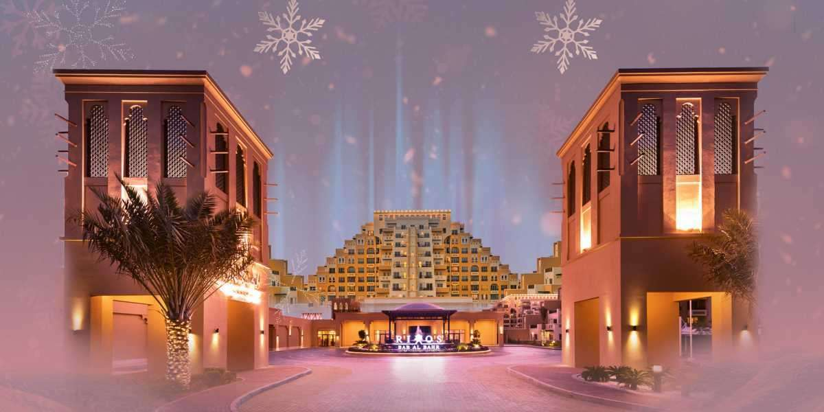 Ring in the New Year with an All-inclusive Staycation at Rixos Bab Al Bahr