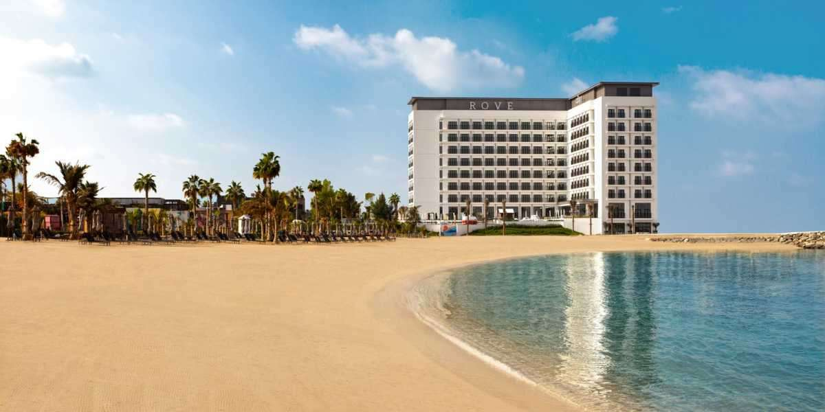 Rove La Mer Beach Redefines Dubai's Resort Offering with Fuss-Free Hospitality and Unbeatable Value