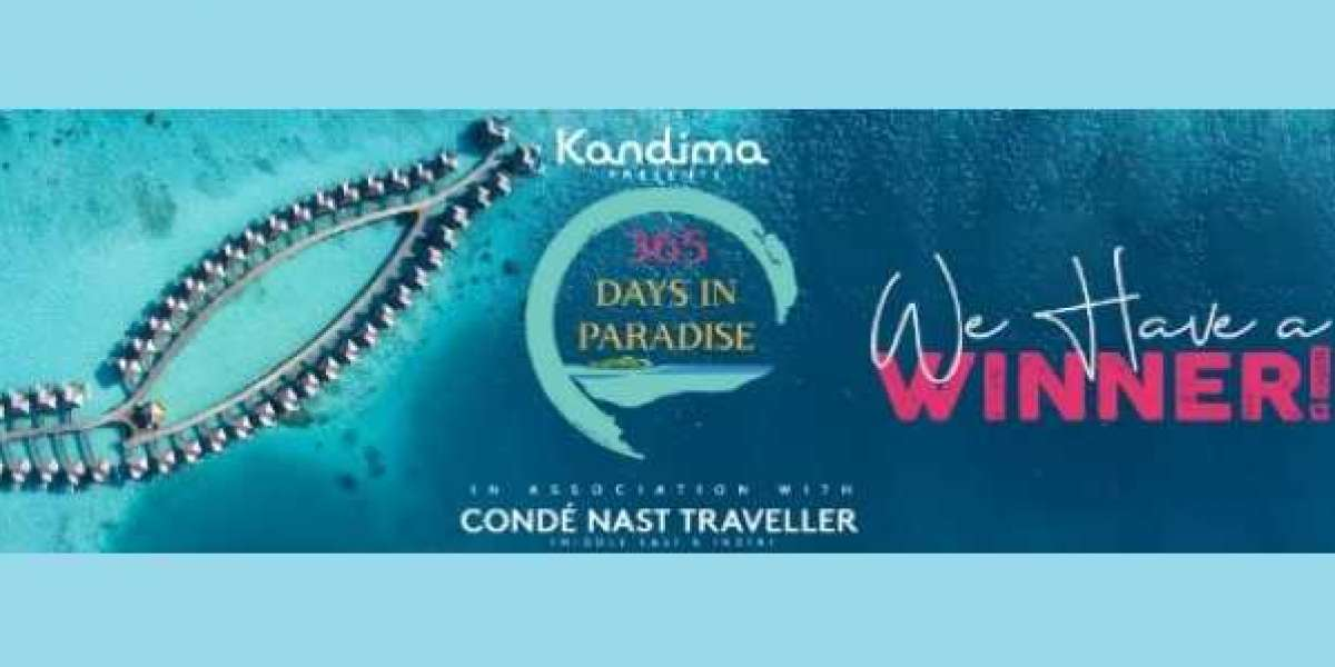 Lucky South African Wins a One-year Holiday at Kandima Maldives