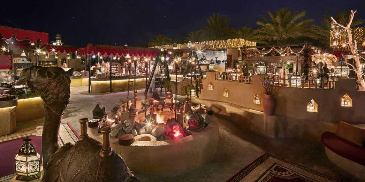 Al Hadheerah Desert Restaurant Reopens at Bab Al Shams Desert Resort