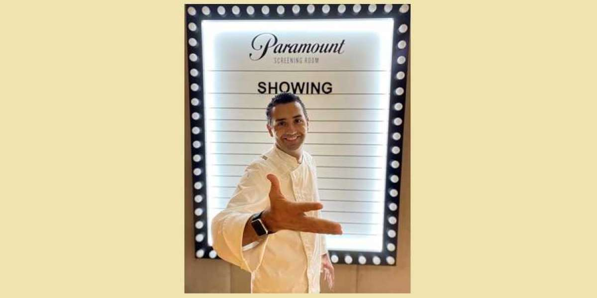 Paramount Hotel Dubai Casts Chef Manuel in the Role of Executive Producer Culinary
