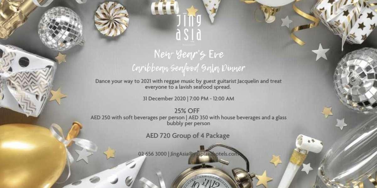 JING ASIA NYE PARTY