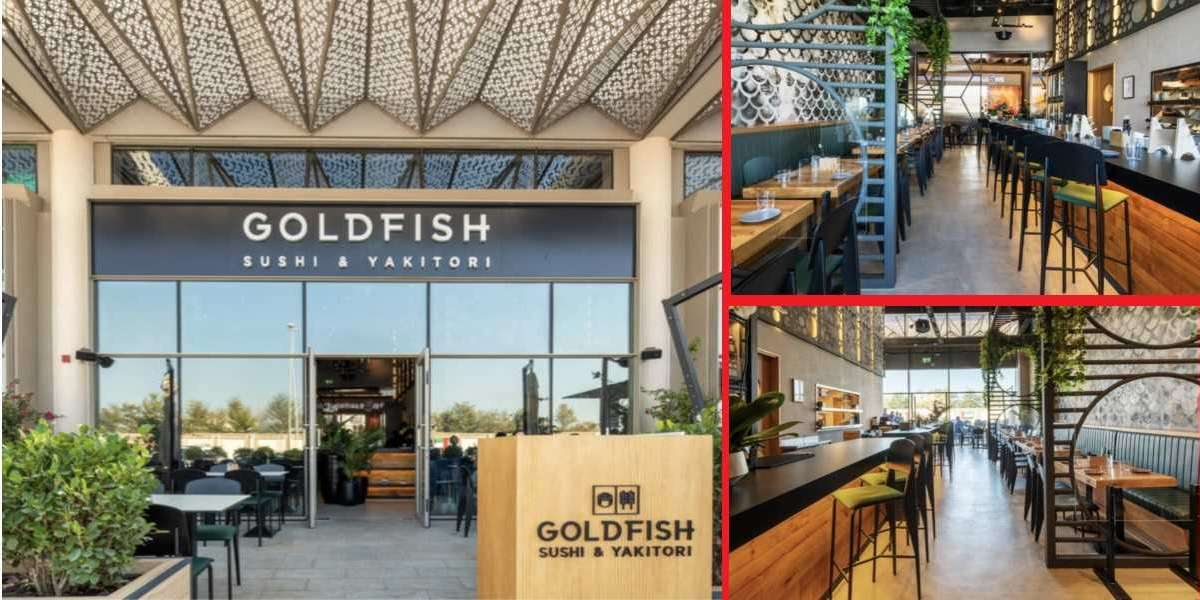 Sunset Hospitality Group Welcomes 2021 with the Launch of Goldfish Sushi & Yakitori