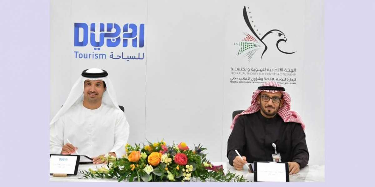 General Directorate of Residency and Foreigners Affairs Dubai and Dubai Tourism Sign Strategic Partnership Agreement