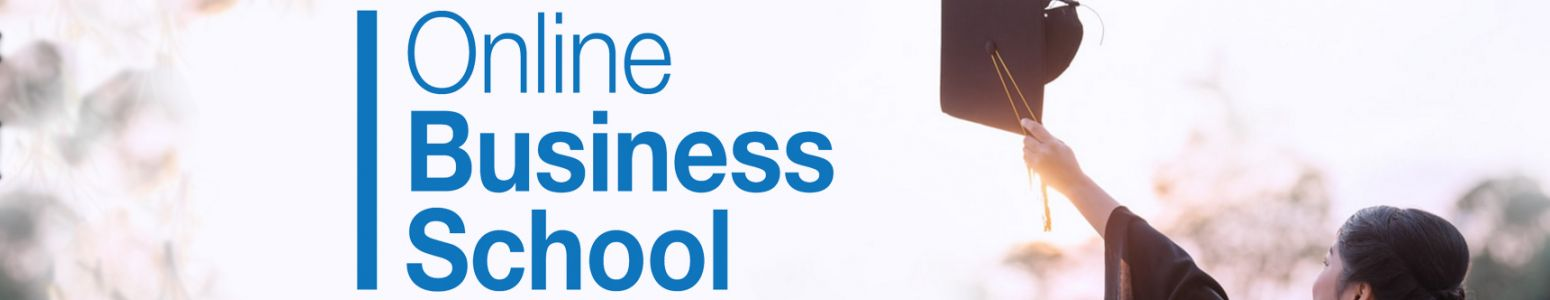 Online Business School Cover Image