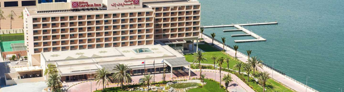 Hilton Garden Inn Ras Al Khaimah Cover Image