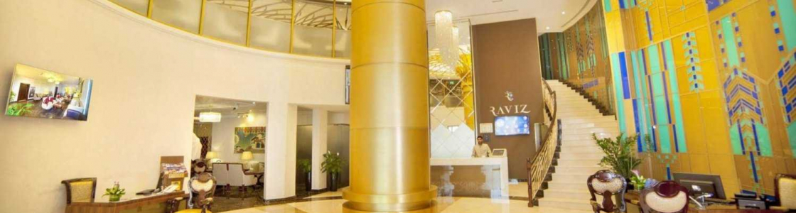 RAVIZ HOTELS DUBAI Cover Image