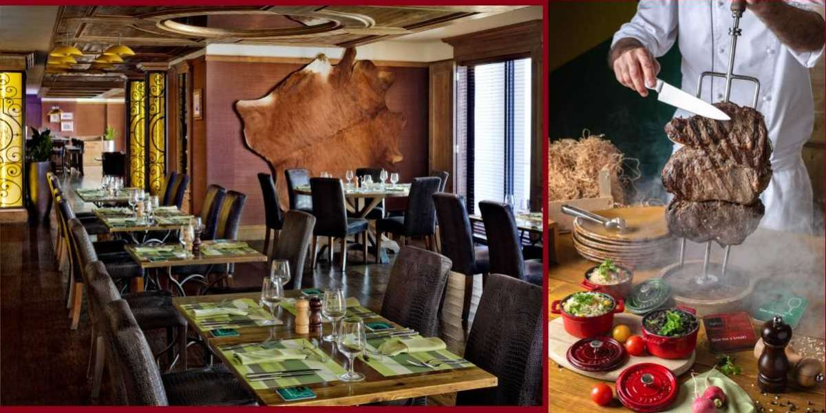 The Big Brazilian Brunch at Brazilian Hotspot Fogueira Restaurant and Lounge Offiers an All-you-can-eat Churrasco BBQ