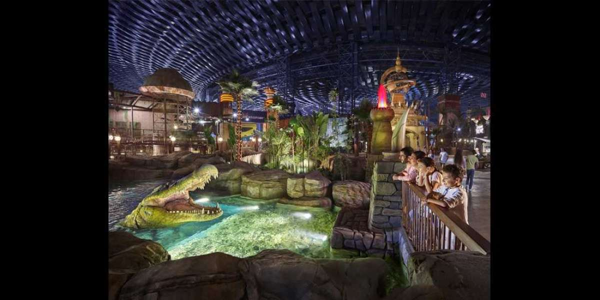 Stay and Play with The H Dubai Hotel and IMG Worlds of Adventure