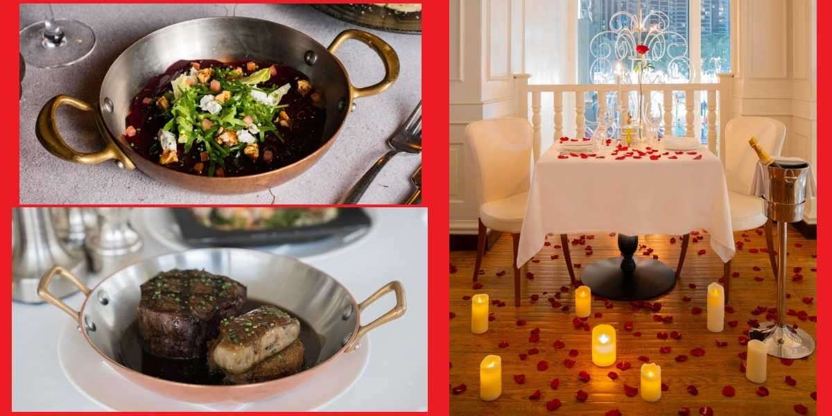 Valentine's Day Offers at Bistro Chic by La Serre and Distillery