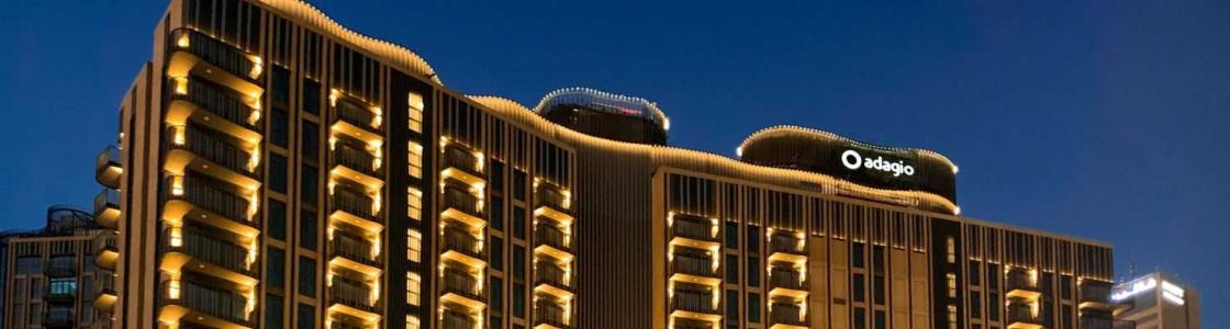 Aparthotel Adagio Dubai Deira Cover Image