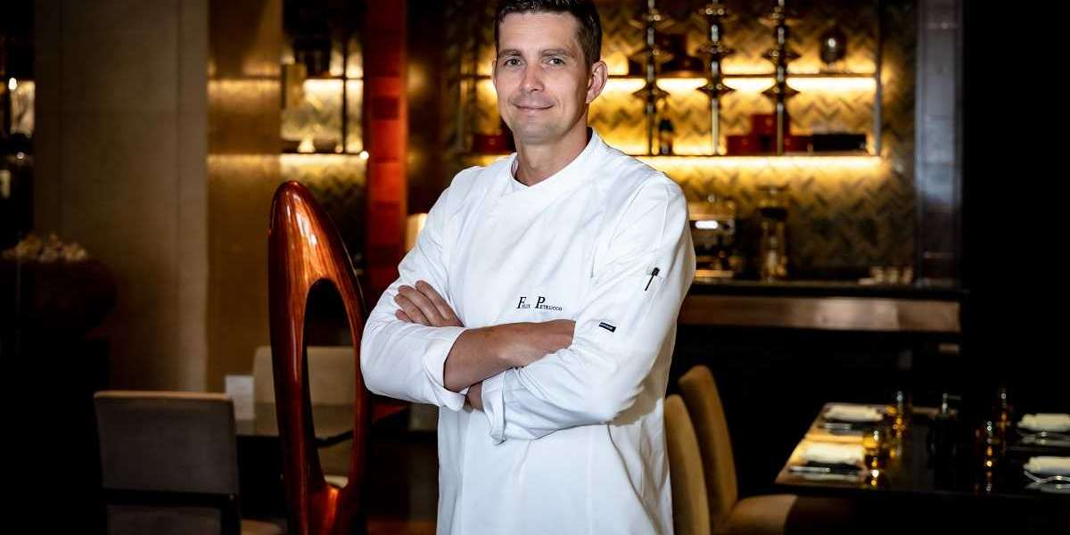 EXPERIENCE AN ABUNDANCE OF FLAVOURS FROM CHEF FELIX PETRUCCO AT PARK HYATT ABU DHABI HOTEL AND VILLAS