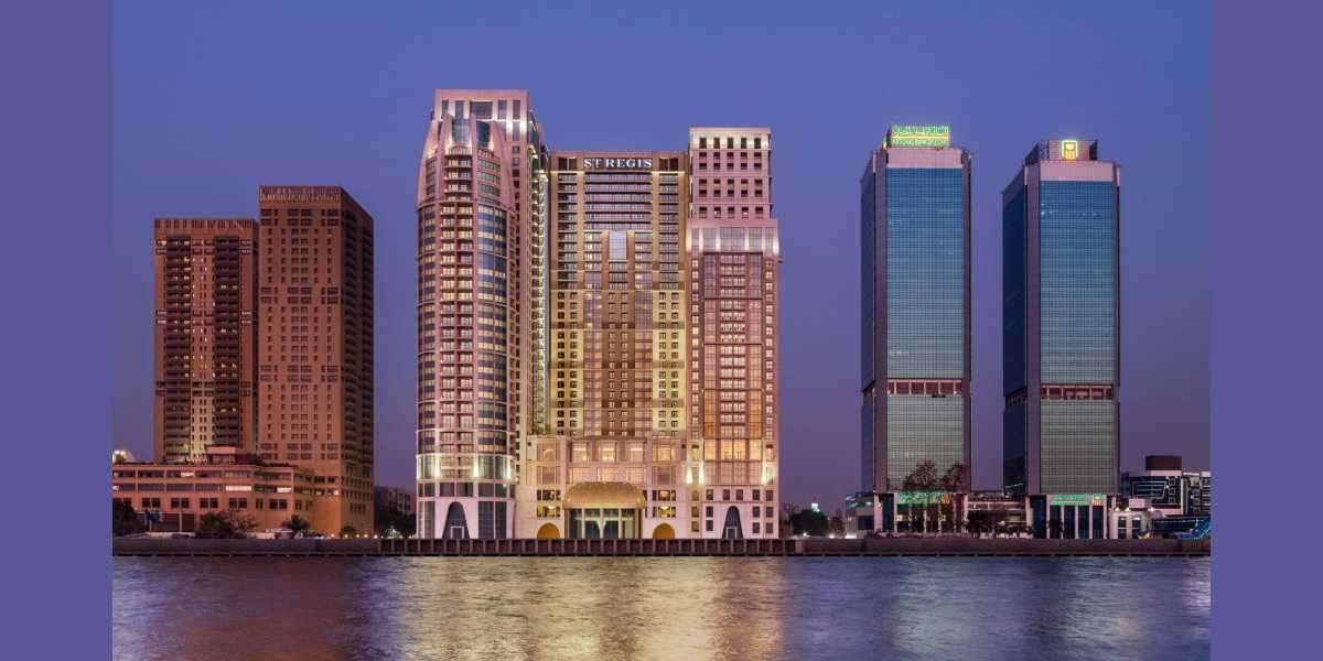 St. Regis Hotels Heralds a New Beacon of Luxury on the Nile with the Opening of The St. Regis Cairo