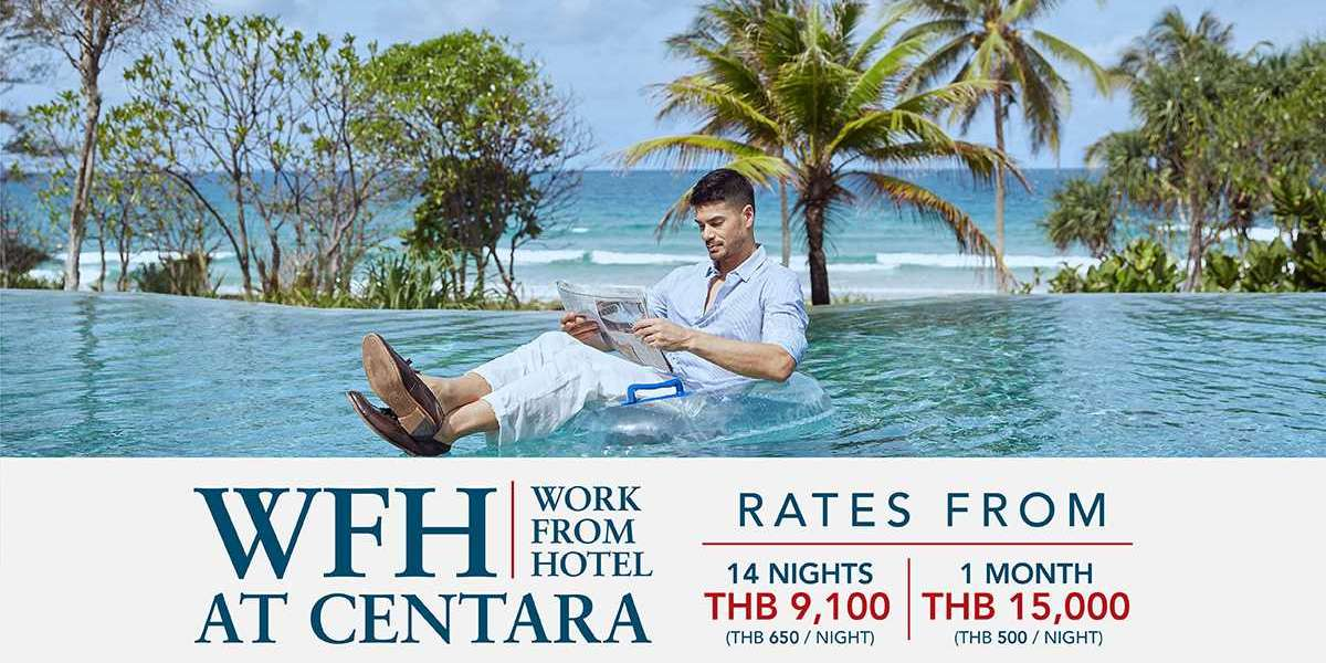 "Centara Unveils ""Work From Hotel"" Package in City and Beach Destinations Across Thailand"