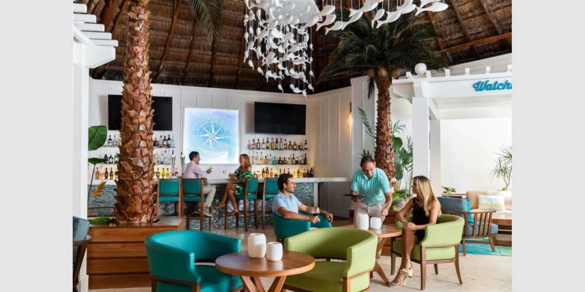 It's Always 5 o'Clock at Margaritaville Island Reserve Riviera Cancun