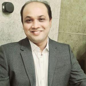 Ashish Kondhalkar profile picture