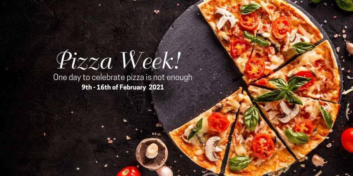 It's Pizza Week at Filini!