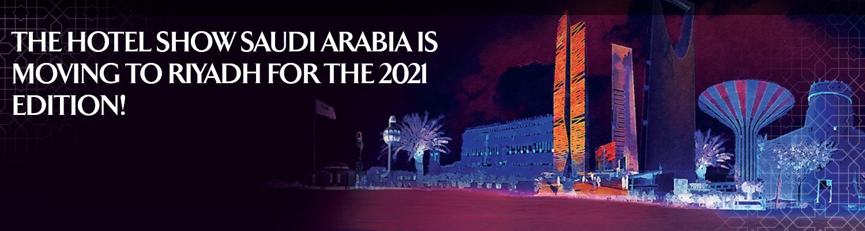 The Hotel Show Saudi Arabia Cover Image