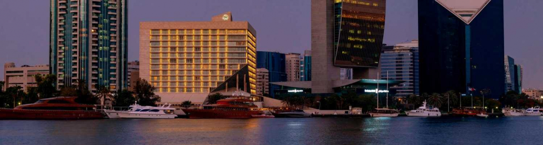 Sheraton Dubai Creek Cover Image