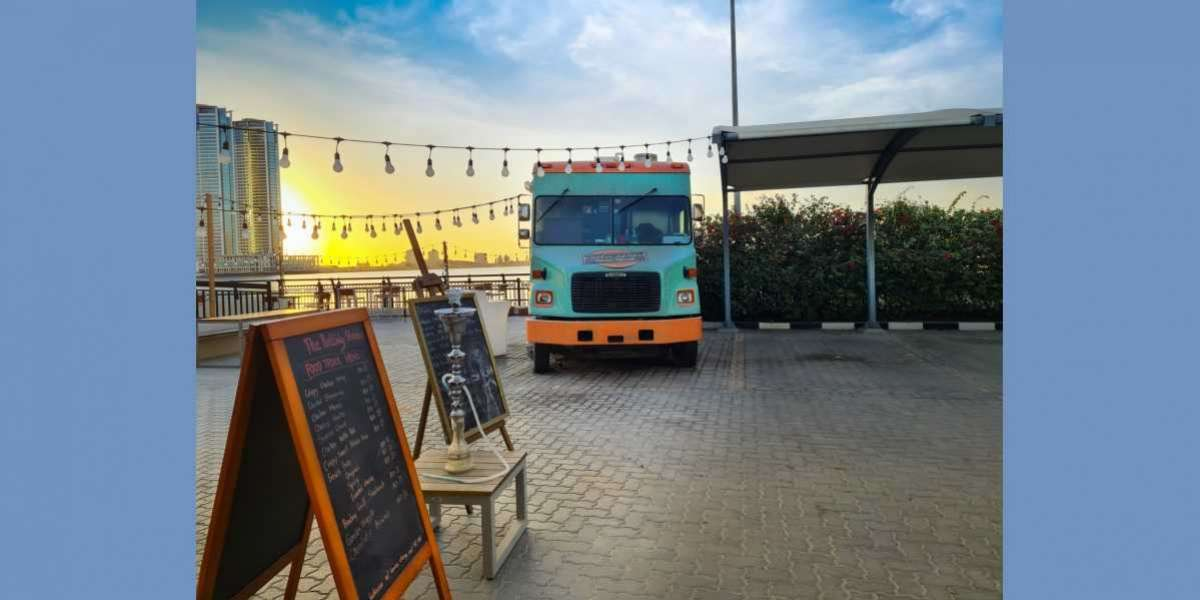 The Rolling Stove Food Truck at Hilton Garden Inn, Ras Al Khaimah is the Perfect Pitstop