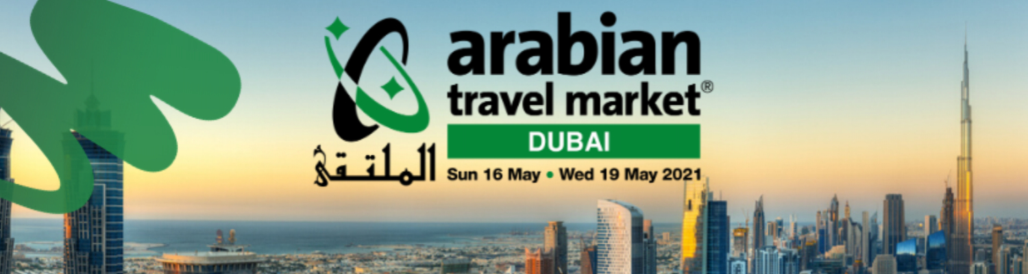 Arabian Travel Market- ATM 2021 Cover Image