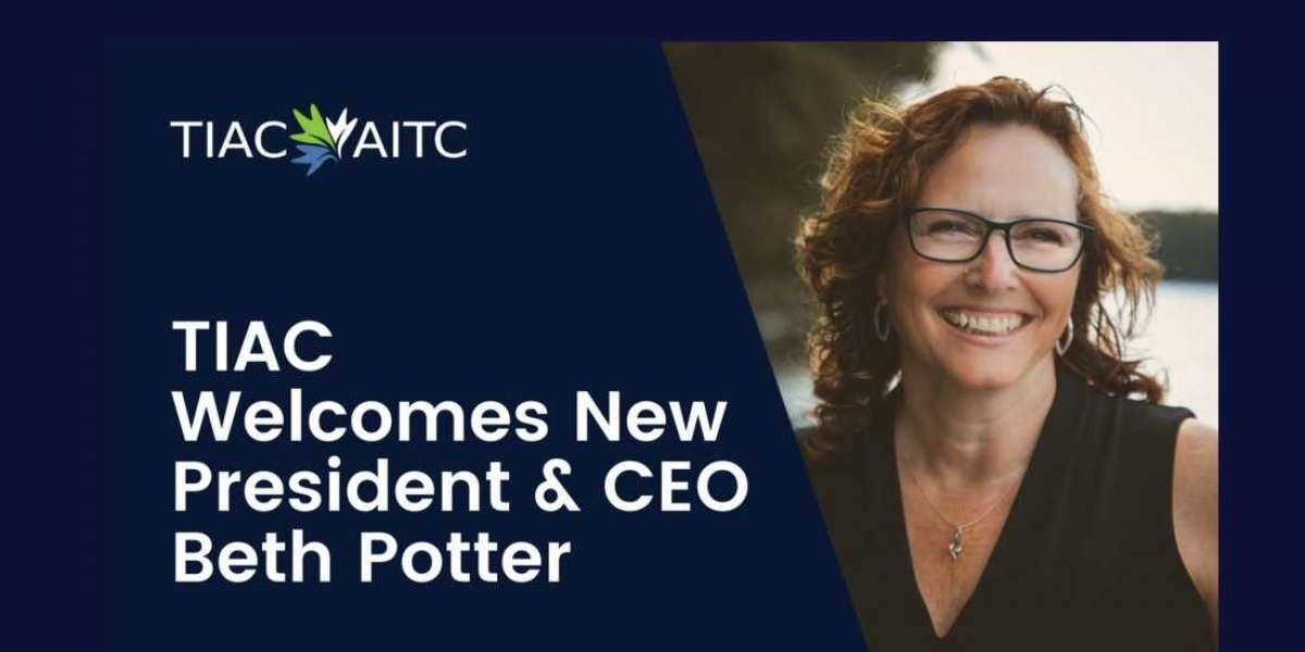 TIAC Welcomes New President & CEO, Beth Potter