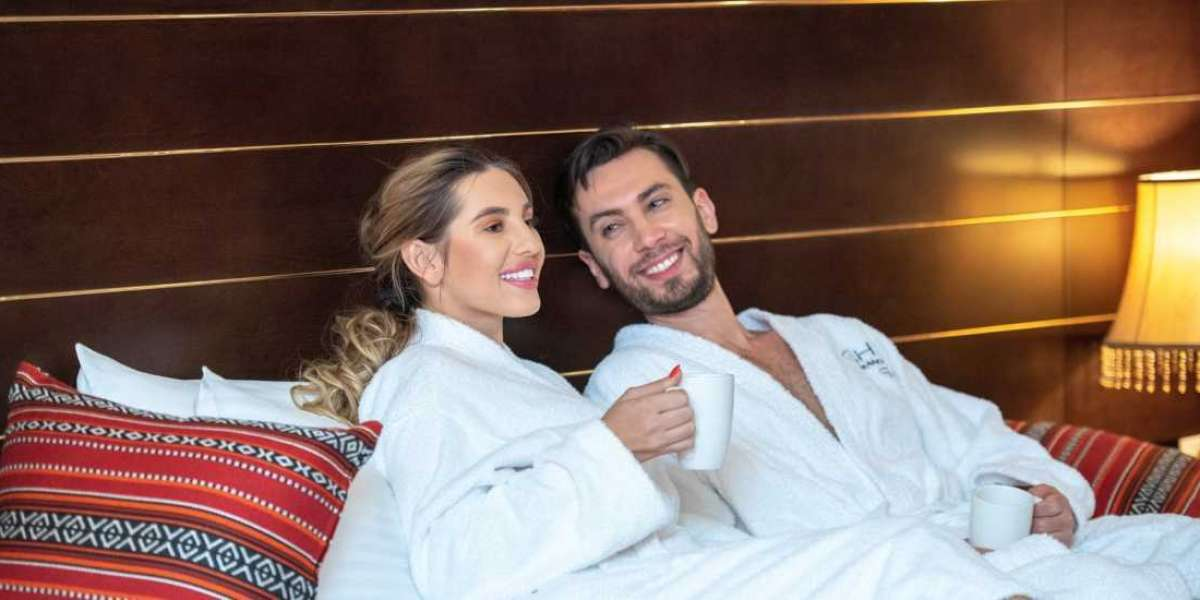 Ghaya Grand Hotel Woos Couple with a Romantic Tailor-made Stay 'N Dine Valentines Treat