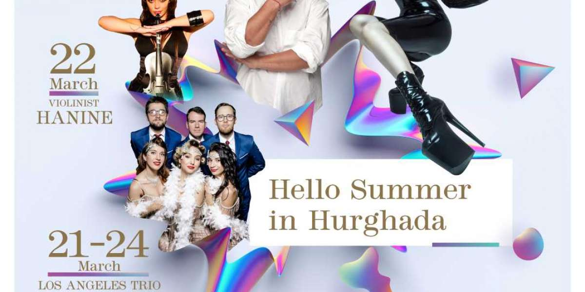 Beat the Heat with a Summer Concert At Rixos Premium Magawish Suites & Villas