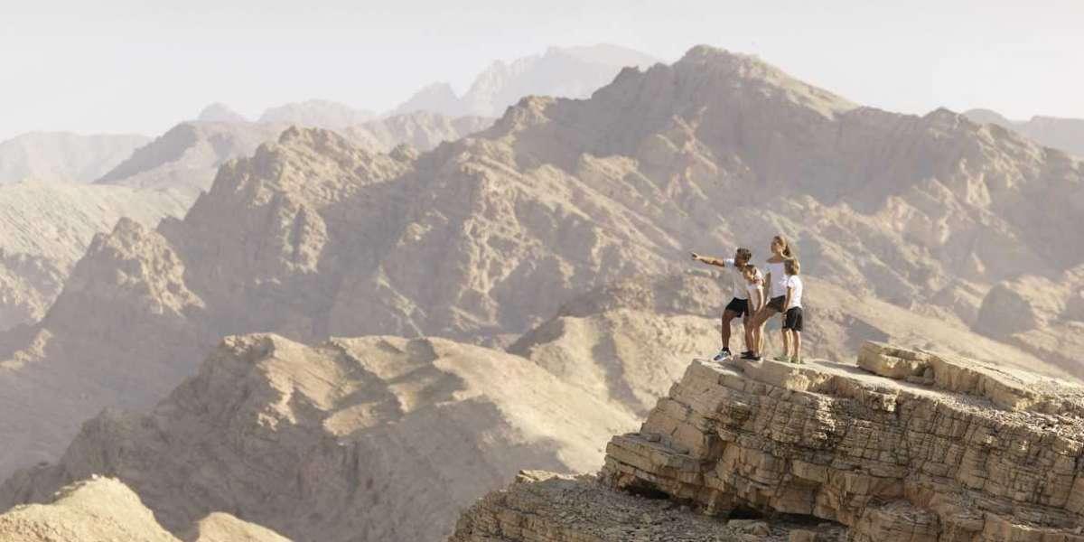Escape to the Mountains with Hilton Garden Inn Ras Al Khaimah