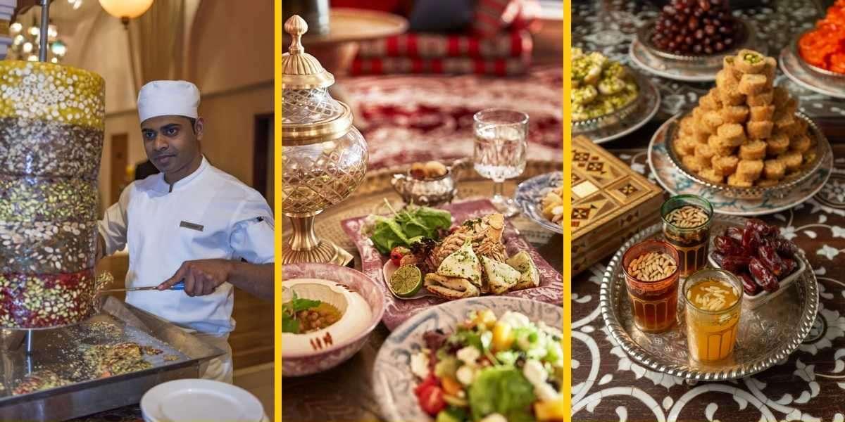Embrace the Spirit of Ramadan at Palace Downtown