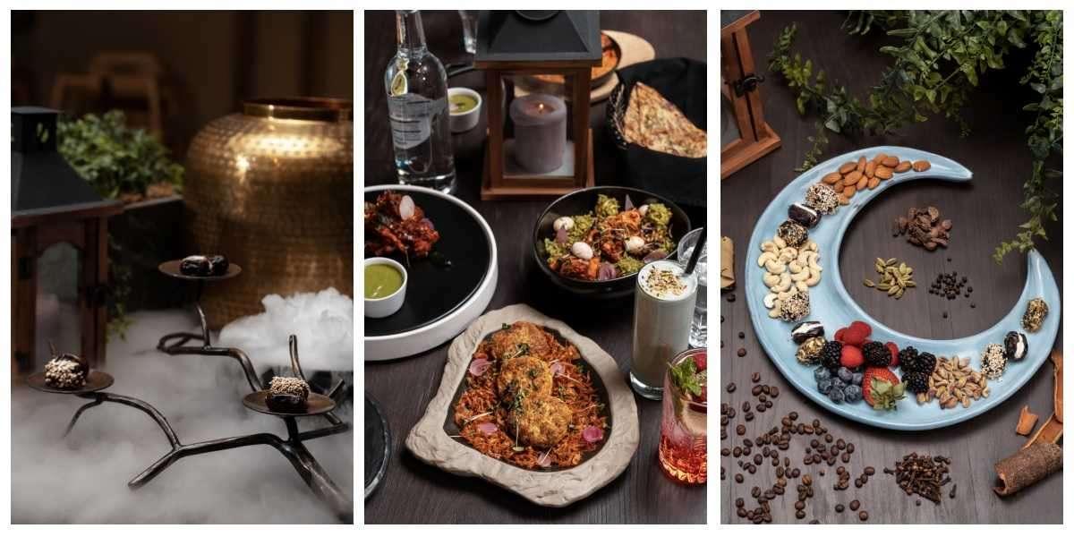 Farzi Cafe Creates a Modern Iftar Menu Blending Emirati and Indian Flavour